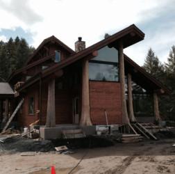 Custom Home - Bane Built - Lakeside Custom Plumbing