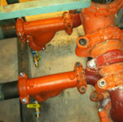 Hayden Country Club Hecla Building Chiller Piping - Lakeside Custom Plumbing